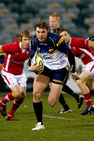 University of Canberra Brumbies Vs Wales 2012