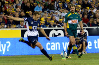 ACT Brumbies Vs QLD Reds 2011