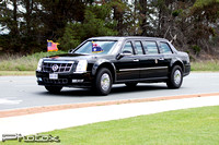 President Obama comes to Canberra
