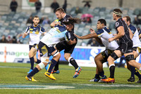 University Of Canberra Brumbies Vs Durban Sharks.